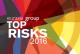 أكثر المخاطر لعام 2016