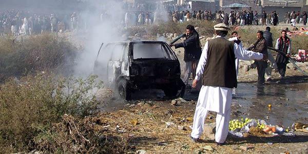 في أعقاب هجوم كانون الاول في باراشينار، شمال باكستان تشمل مجموعات من ضمنها : جماعة عسكر جنجوي ، و جماعة جيش محمد و جماعة حركة طالبان - باكستان.