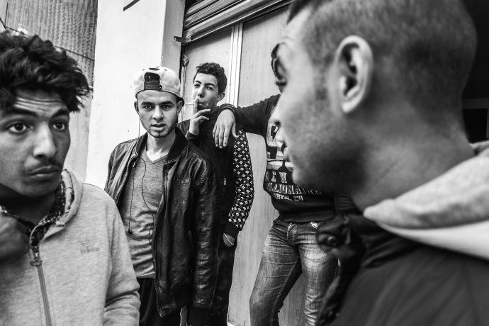 التعليم الديني ضحل في تونس ، ولذلك يوجد القليل من الأفكار الإلهية التي تمنع الشباب من التطرف تصوير سباستيان / نور لصالح مجلة نيويوركر