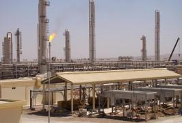انشاء خط لنقل الغاز الطبيعي من ايران الى العراق