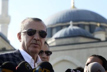 تطهير أردوغان لحكومته حرب طائفية