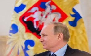 الرئيس الروسي فلاديمير بوتين. إيفان سكريتاريف / أف عبر جيتي.