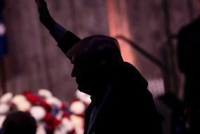 سيجتمع ماكرون مع الرئيس الأمريكي دونالد ترامب في وقت لاحق من هذا الشهر. بريندان سميالوسكي / أف عبر جيتي.