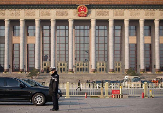 إعلان الزعماء الصينيين الجدد سيتم في قاعة الشعب الكبرى في بكين